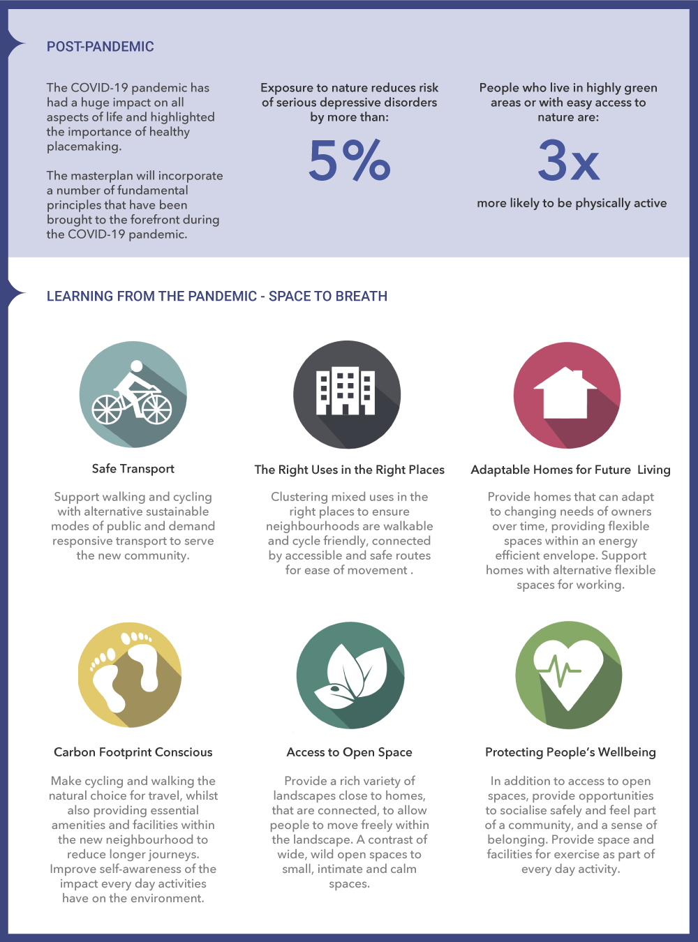 Learning from the Pandemic Infographic